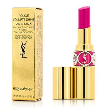 Yves Saint Laurent Rouge Volupte Aceite Brillo en Barra - # 50 Fuchsia Stiletto