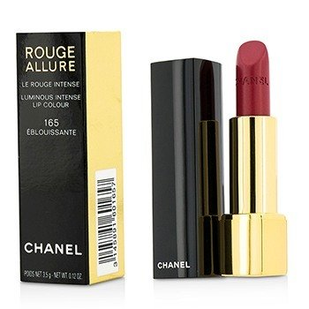 Chanel Rouge Allure Luminous Intense Color Labios - # 165 Eblouissante