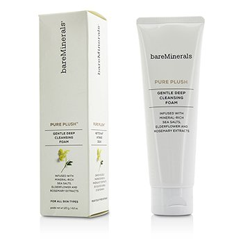 Bare Escentuals Pure Plush Gentle Deep Cleansing Foam