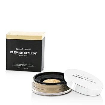 Bare Escentuals BareMinerals Blemish Remedy Base - # 01 Clearly Porcelain