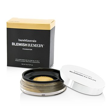 Bare Escentuals BareMinerals Blemish Remedy Base - # 03 Clearly Cream