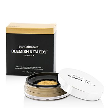 Bare Escentuals BareMinerals Blemish Remedy Base - # 04 Clearly Medium