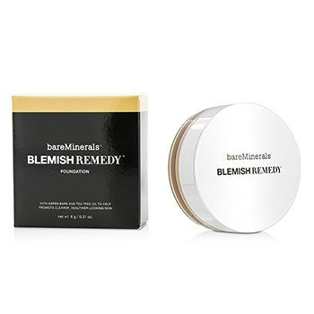 Bare Escentuals BareMinerals Blemish Remedy Base - # 05 Clearly Silk
