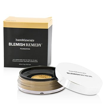 Bare Escentuals BareMinerals Blemish Remedy Base - # 06 Clearly Beige