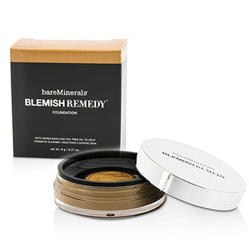Bare Escentuals BareMinerals Blemish Remedy Base - # 10 Clearly Amber