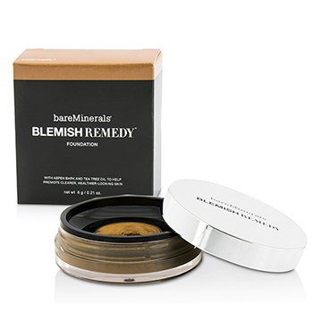 Bare Escentuals BareMinerals Blemish Remedy Base - # 11 Clearly Almond
