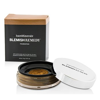 Bare Escentuals BareMinerals Blemish Remedy Base - # 12 Clearly Espresso