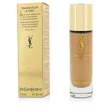 Yves Saint Laurent Touche Eclat Le Teint Awakening Foundation SPF22 - #BR50 Cool Honey