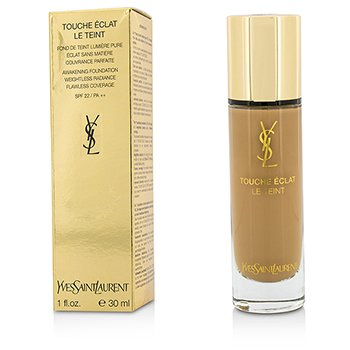 Yves Saint Laurent Touche Eclat Le Teint Awakening Base SPF22 - #BD50 Warm Honey