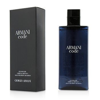 Giorgio Armani Armani Code All-Over Body Shampoo