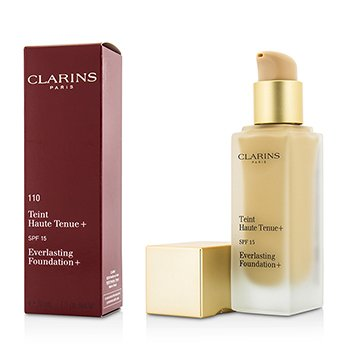 Clarins Everlasting Foundation+ SPF15 - # 110 Honey