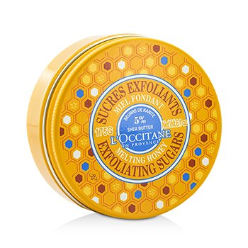 LOccitane Shea Melting Honey Azúcar Exfoliante