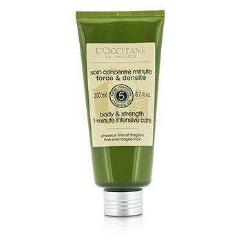 LOccitane Aromachologie Body & Strength 1-Minute Intensive Care (Fine and Fragile Hair)