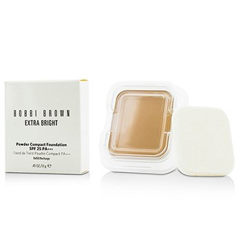Bobbi Brown Extra Bright Base Compacta en Polvo SPF 25 Repuesto - #4 Natural