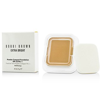 Bobbi Brown Extra Bright Base Compacta en Polvo SPF 25 Repuesto - #3.5 Warm Beige