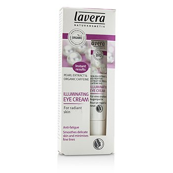 Lavera Organic Pearl Extract & Caffeine Illuminating Eye Cream 61709 ok