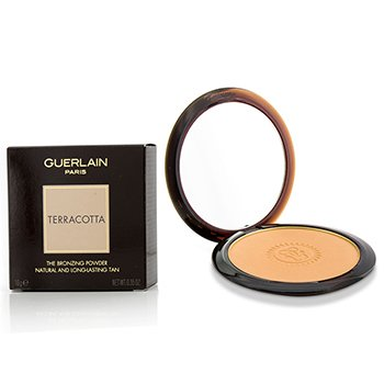 Guerlain Terracotta The Bronzing Powder (Bronceado Natural y Larga Duración) - No. 00 Light Blondes
