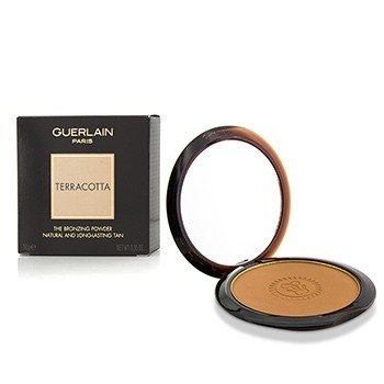 Guerlain Terracotta The Bronzing Powder (Bronceado Natural y Larga Duración) - No. 05 Medium Brunettes