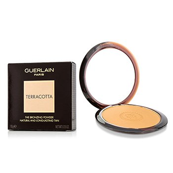 Guerlain Terracotta The Bronzing Powder (Bronceado Natural y Larga Duración) - No. 07 Deep Golden