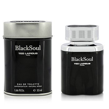 Ted Lapdius Black Soul Eau De Toilette Spray