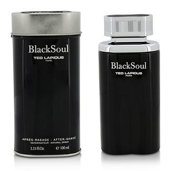 Ted Lapdius Black Soul Spray Para Después de Afeitar
