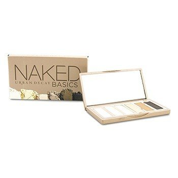 Urban Decay Paleta Naked Basics Sombra de Ojos: 6x Sombras de Ojos (Crave, Faint, Foxy, Naked2, Venus, Walk of Shame)