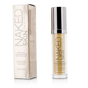 Urban Decay Naked Skin Weightless Ultra Definition Liquid Makeup - #3.0