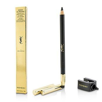 Yves Saint Laurent Dessin Du Regard Lasting High Impact Color Eye Pencil - # 3 Gris Lunatique