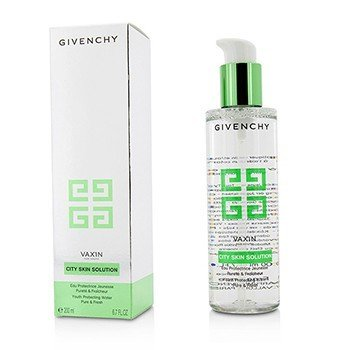 Givenchy VaxIn For Youth City Skin Solution Agua Perfeccionante de Juventud