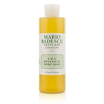 Mario Badescu A.H.A. Botanical Body Soap - For All Skin Types