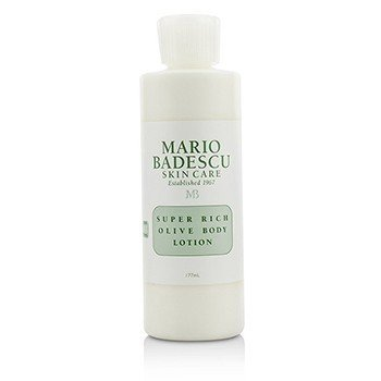 Super Rich Olive Body Lotion - For All Skin Types