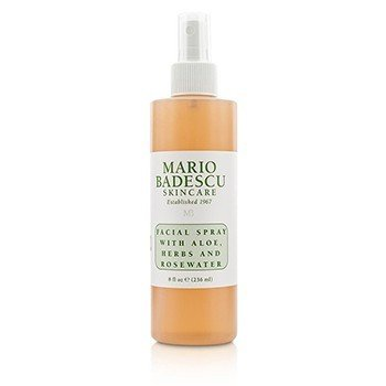 Mario Badescu Facial Spray With Aloe, Herbs & Rosewater - For All Skin Types