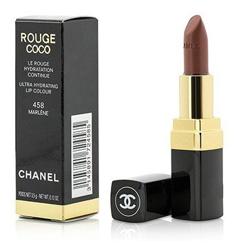 Chanel Rouge Coco Color de Labios Ultra Hidratante - # 458 Marlene