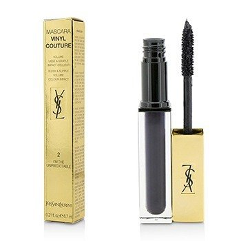 Yves Saint Laurent Máscara Vinyl Couture - # 2 Im The Unpredictable