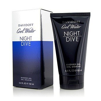 Davidoff Cool Water Night Dive Gel de Ducha