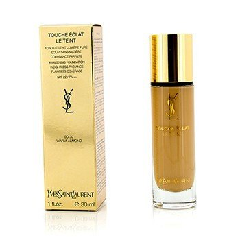 Yves Saint Laurent Touche Eclat Le Teint Base Revividora SPF22 - #BD30 Warm Almond