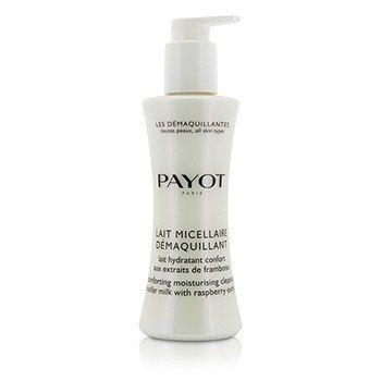 Payot Lait Micellaire Demaquillant Comforting Moisturising Cleansing Micellar Milk