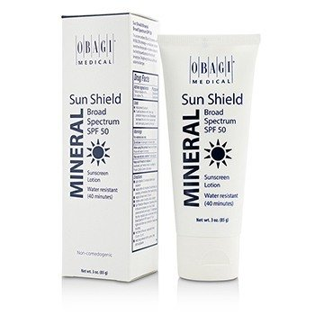 Obagi Sun Shield Mineral Broad Spectrum SPF 50 - 40 Minutes Water Resistant
