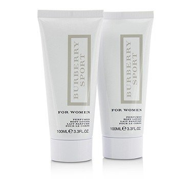Burberry Sport for Woman Body Lotion Duo Pack