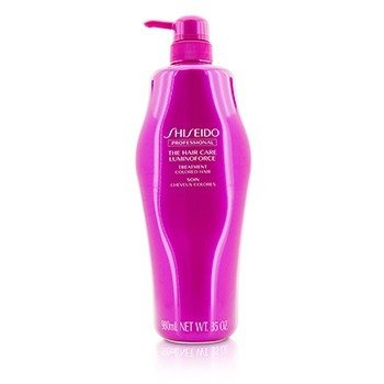 Shiseido The Hair Care Luminoforce Tratamiento (Cabello Tinturado)