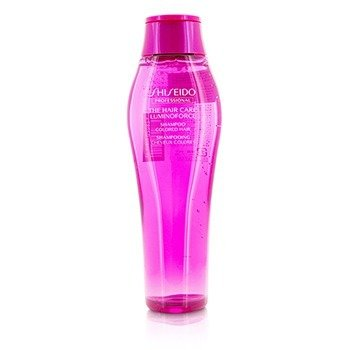 Shiseido The Hair Care Luminoforce Champú (Cabello Tinturado)