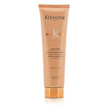 Kerastase Discipline Oleo-Curl Definition and Suppleness Creme (For Unruly Curly Hair)