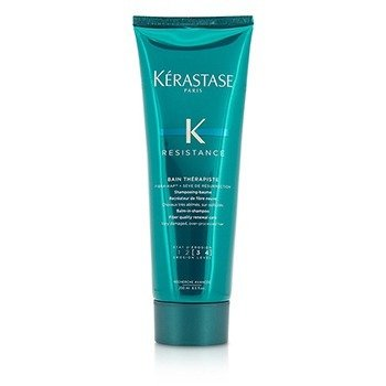 Kerastase Resistance Bain Therapiste Balm-In-Shampoo Fiber Quality Renewal Care - For Very Damaged, Over-Processed Hair (New Packaging)