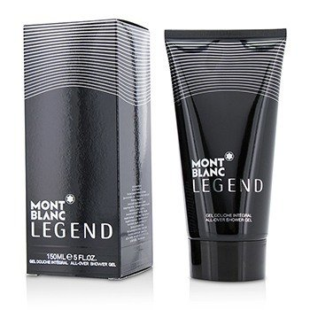 Mont Blanc Legend All-Over Shower Gel
