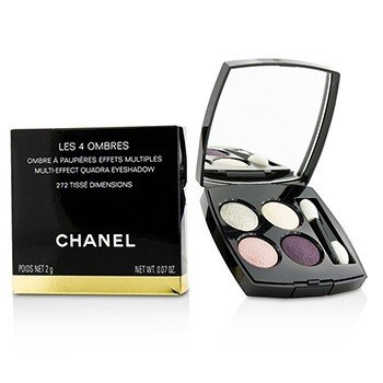 Chanel Les 4 Ombres Quadra Eye Shadow - No. 272 Tisse Dimensions