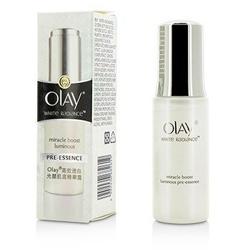 Olay White Radiance Miracle Boost Pre-Esencia Luminosa
