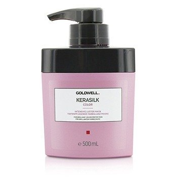 Goldwell Kerasilk Color Mascarilla Brillo Intenso (Para Cabello Tratado con Color)