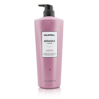 Goldwell Kerasilk Color Acondicionador (Para Cabello Tratado con Color)