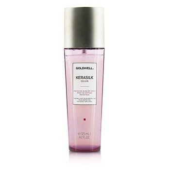 Goldwell Kerasilk Color Spray Protector de Secado a Calor (Para Cabello Tratado con Color)