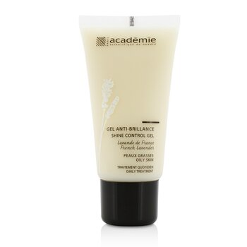 Academie Aromatherapie Shine Control Gel - For Oily Skin